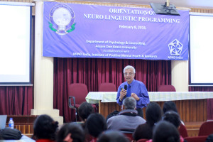 Orientation Programme on Neuro-Linguistic Programming (NLP)
