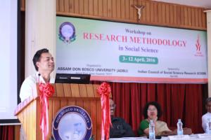 Research Methodology Workshop