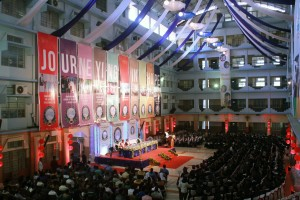 Fifth Convocation of the University