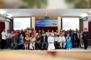 Workshop on Managing Personal and Professional Roles