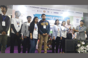 University Team Bagged Fourth Prize in Smart India Hackathon