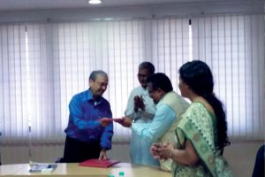 MoU signed with IIT-Guwahati