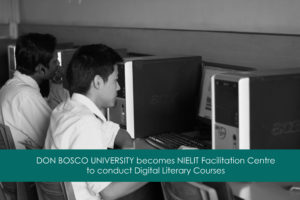 The University becomes NIELIT Facilitation Centre