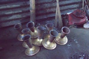 Visit to Indigenous Brass Metal Industry