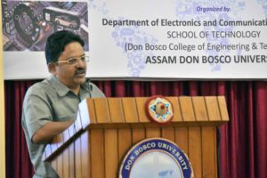Symposium on 'Electronics – the Backbone of Internet of Things'