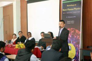 Workshop on Basic Plasma Physics