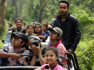 Field Trip to Manas National Park