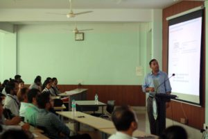Invited Lecture – Dept of Chemistry
